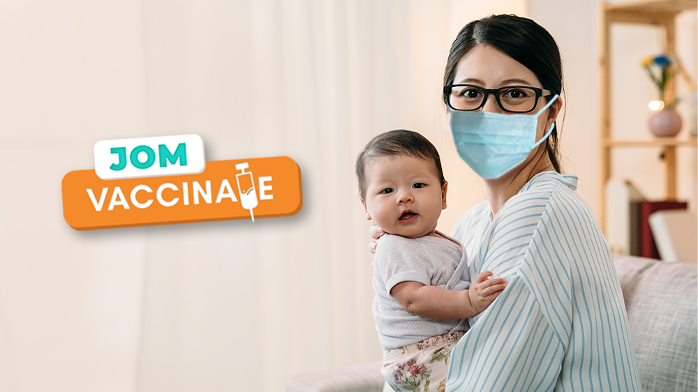 Vaccination Appointment Coming Up?  Grab Our Jom Vaccinate Deals!